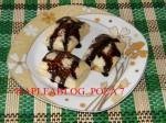Articole culinare : PATEURI CU CIOCOLATĂ ŞI ALUNE