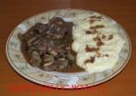 Articole culinare : ESCALOP DE VITĂ CU CIUPERCI