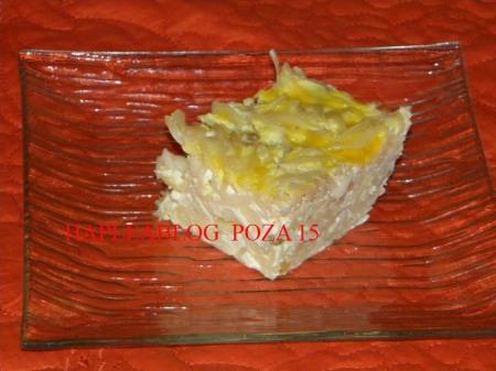 Articole culinare : FUSILLI CU BRÂNZĂ ȘI STAFIDE