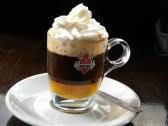 Articole culinare : Espresso cu miere și frișcă. Pentru duminică