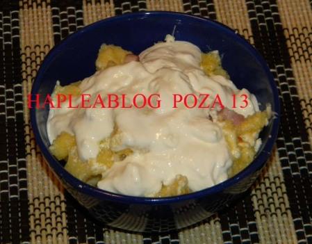Articole culinare : MĂMĂLIGĂ MARAMUREȘEANĂ