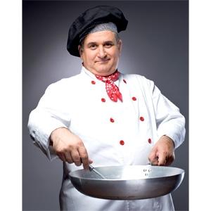 Maestrul bucatar Horia Varlan recomandă salatele cu branza sarata si fructe