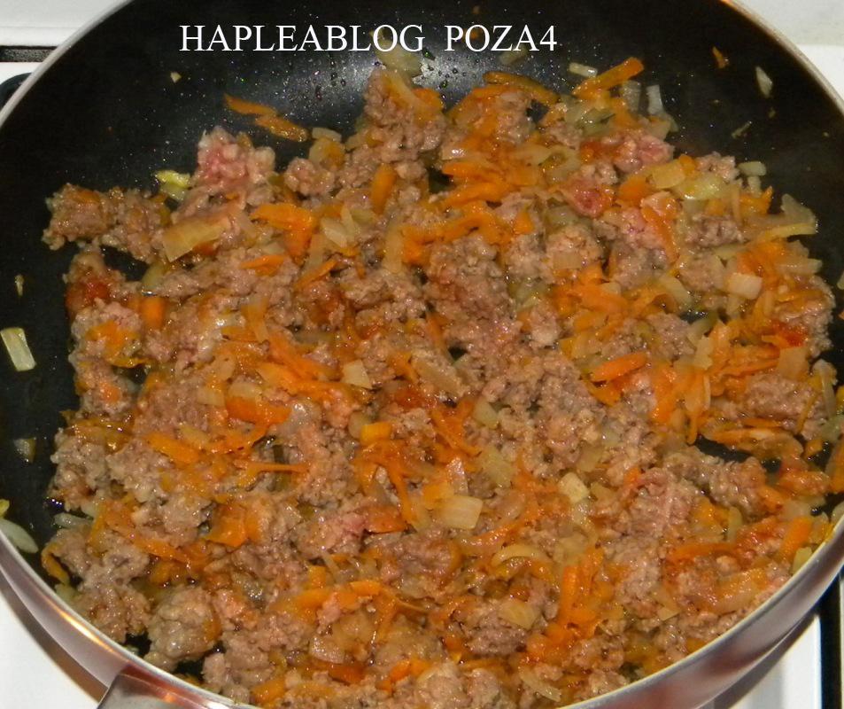 Reteta Clatite cu Carne Clatite cu Carne Tocata 4