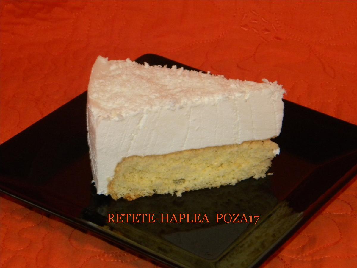 prajitura cu crema din lapte de cocos 17