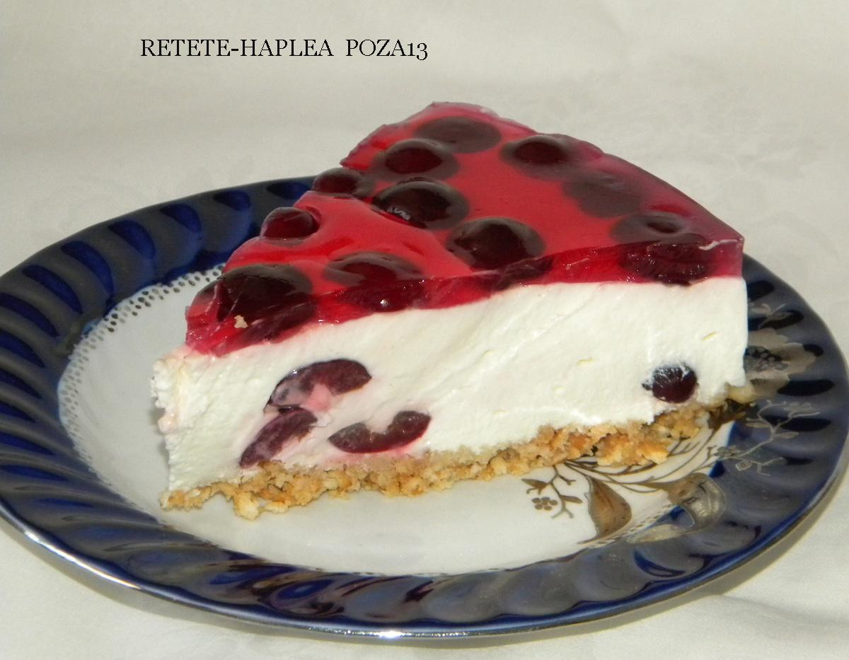 cheesecake cu visine poza13