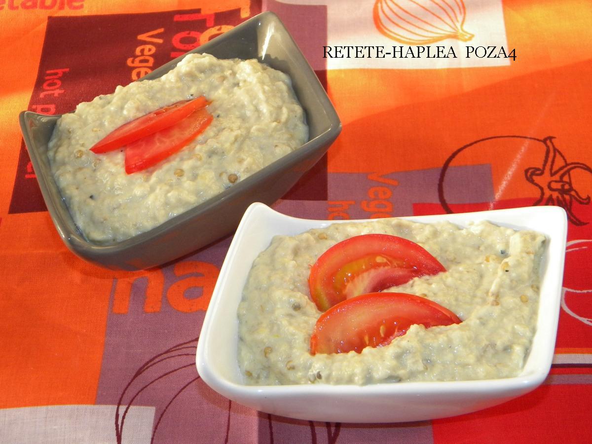 salata libaneza de vinete poza 4